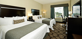 Hotel rooms near Toronto Pearson Airport